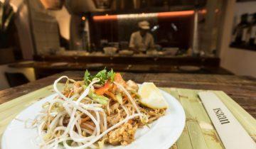 Tipos de Noodles en la Cocina Thai
